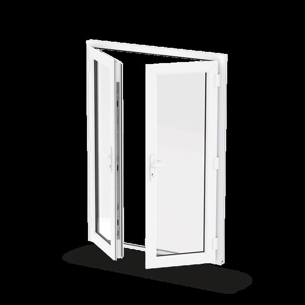 Liniar uPVC French Door